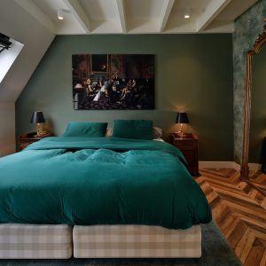 penthouse slaapkamer